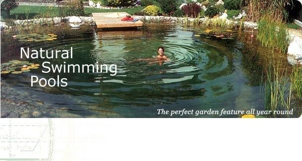 Natural Pools & Natural Ponds by gartenART-Australia
