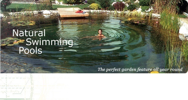 Natural Pools Natural Ponds by gartenART Australia
